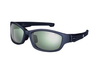 col.91 ブラックマット レンズカラー:ライトグレー×グリーンミラー