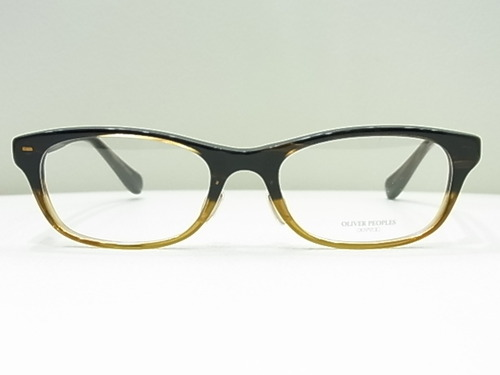 OLIVER PEOPLES★新作フレーム入荷