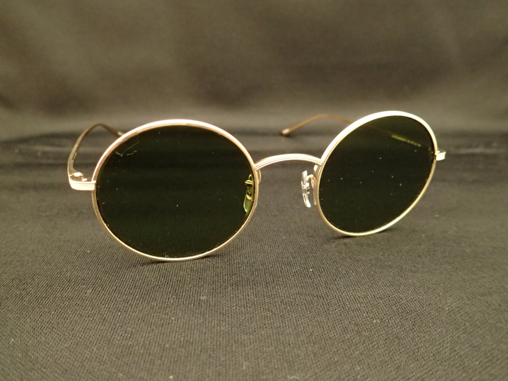 OLIVER PEOPLES THE ROW コラボレーションサングラス AFTER MIDNIGHT