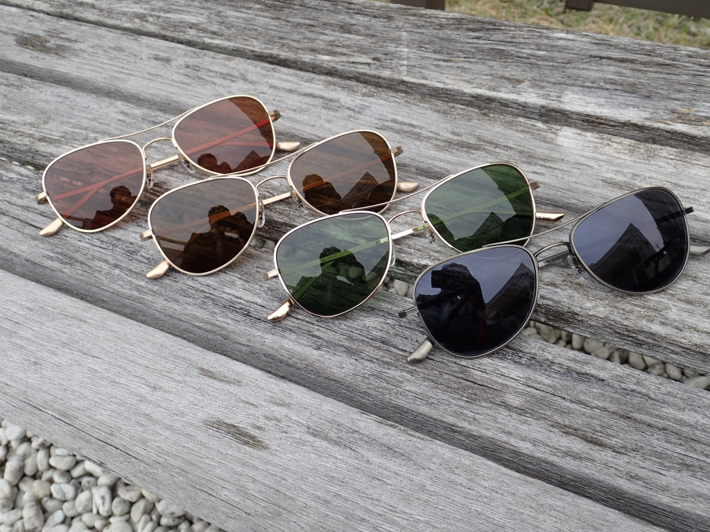 OLIVER PEOPLES×THE ROW(オリバーピープルズ×ザ・ロウ)