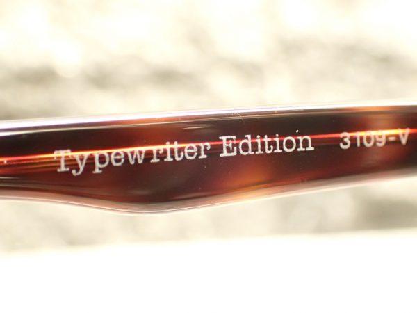 Persol(ペルソール)3109-V Typewriter Edition-Persol