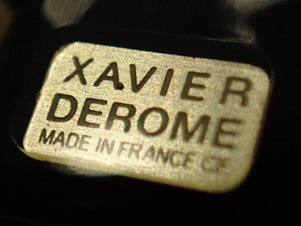 XAVIER DEROME(ザビエル・デローム) 新規取り扱い開始しました!-XAVIER DEROME メガネ雑貨