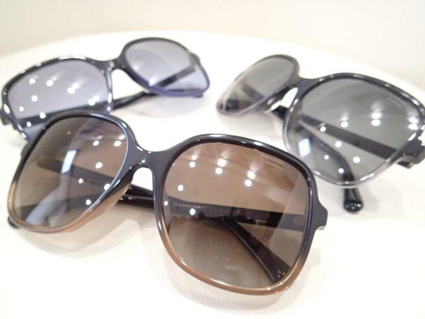CHANEL(シャネル) 5349A 2色のバイカラーが特徴的なスクエアシェイプのサングラスのご紹介です。-CHANEL