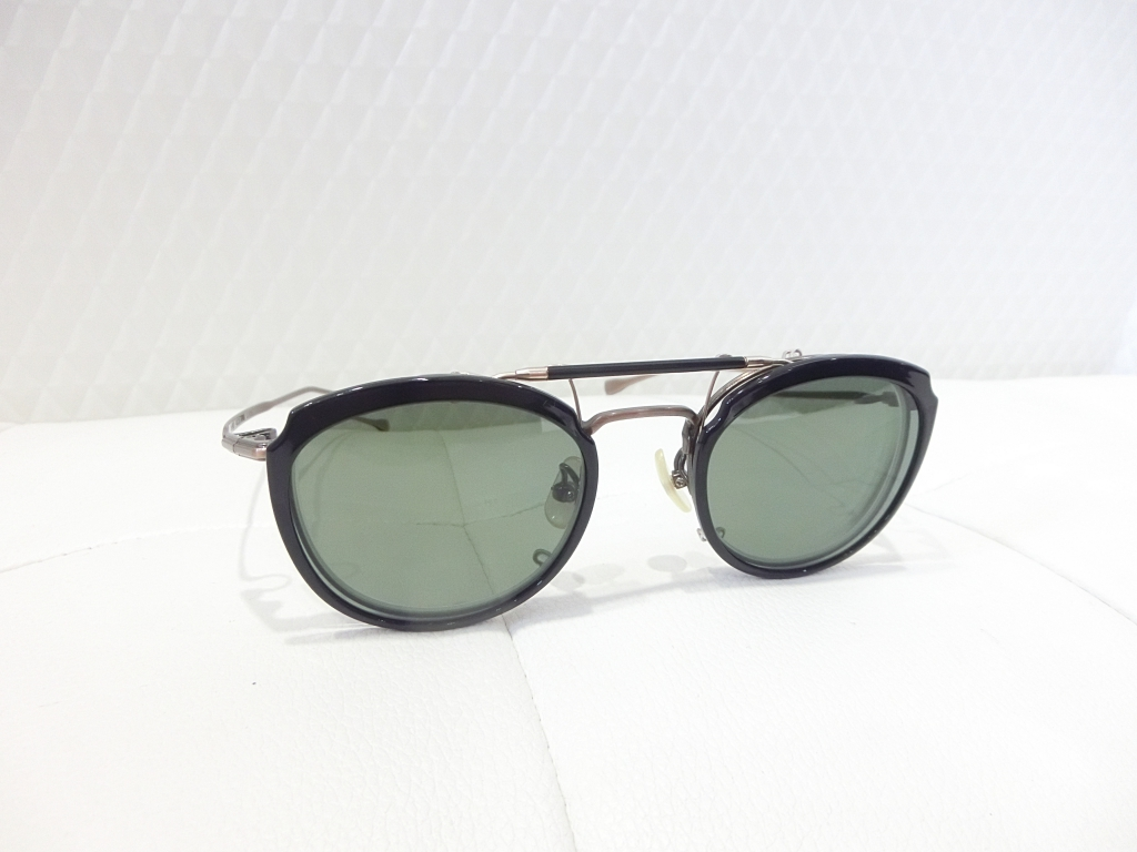 999.9(フォーナインズ) 「S-145T」お客様のメガネが仕上がりました。
