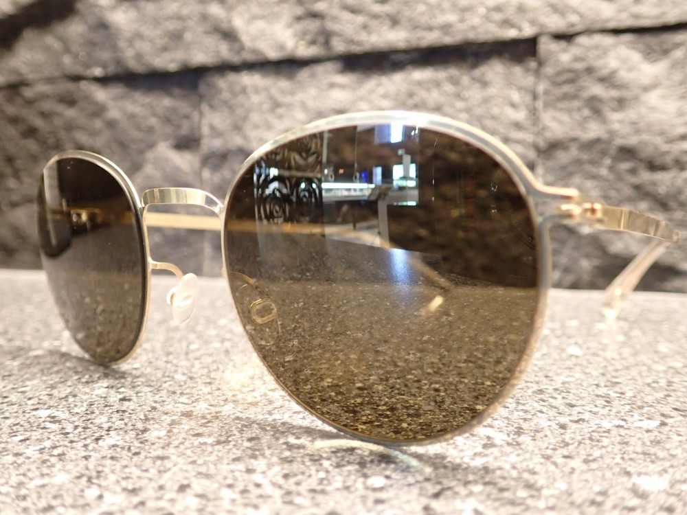 MYKITA(マイキータ)「JONTE」シンプルなのにお洒落なサングラスが再入荷しました。