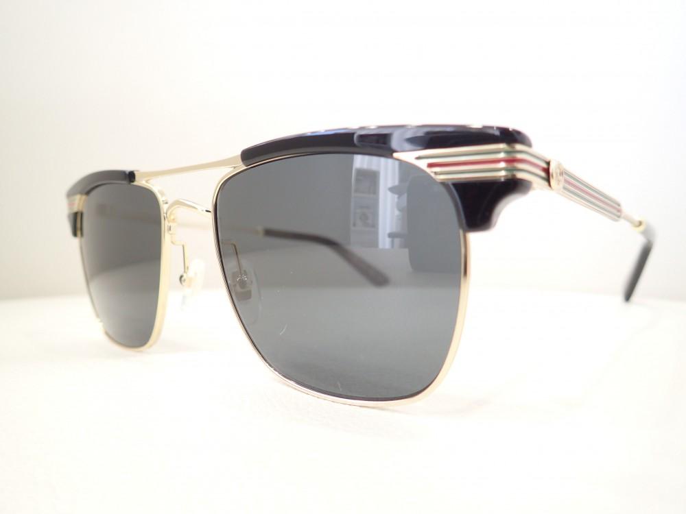 GUCCI(グッチ)「GG0287S」エレガントで個性的なサングラス登場です。