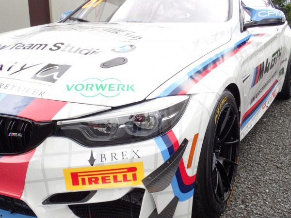 BMW M4 GT4  車両特別展示しております。-その他
