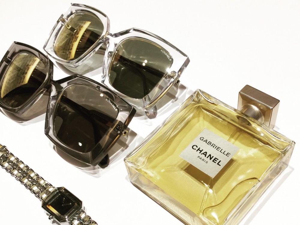 CHANEL(シャネル)「CH6051」香水をモデルに作られた2018冬のコレクションです。