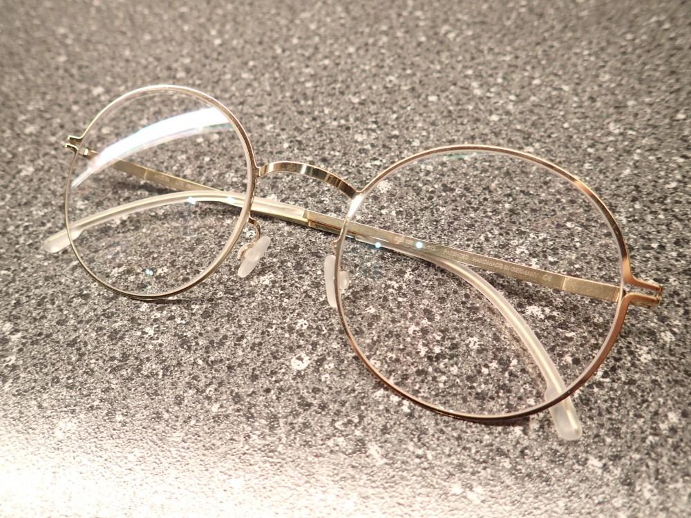 MYKITA(マイキータ)「PERNILLA」潔い程の丸さが魅力のフレーム初入荷です。