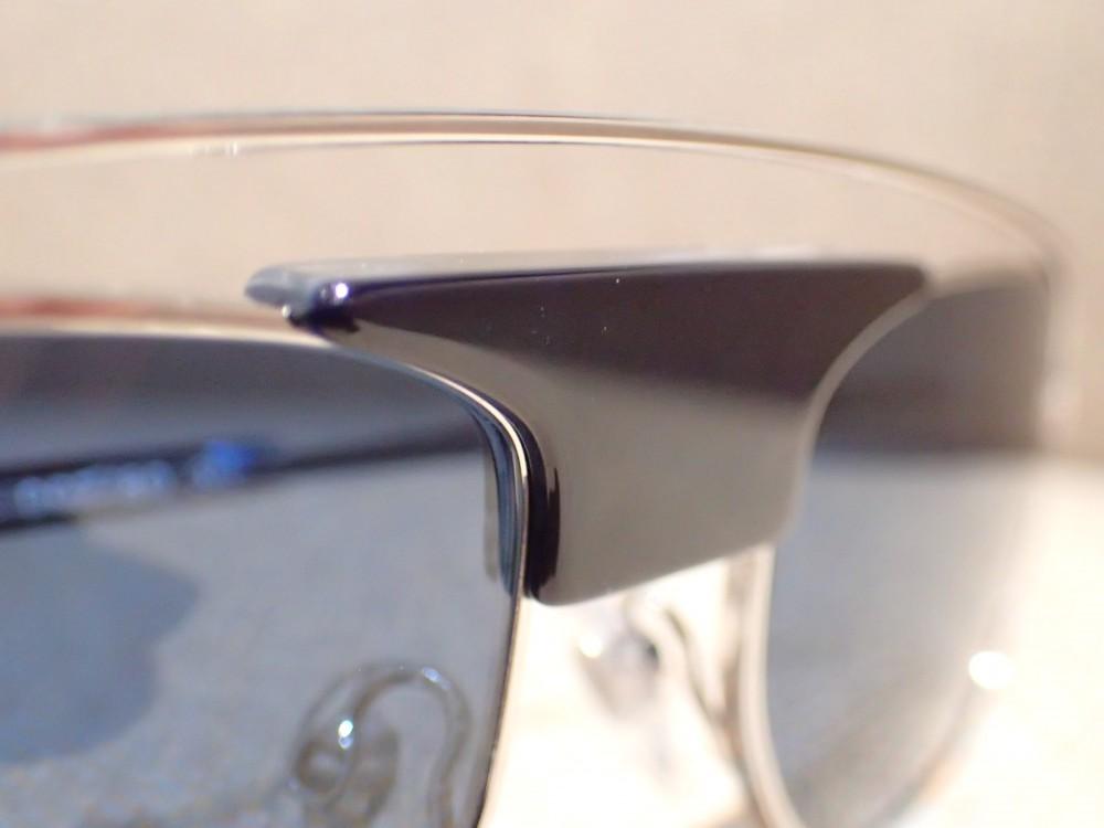 アランミクリ「A04014」ミクリらしいクラシックサングラス。