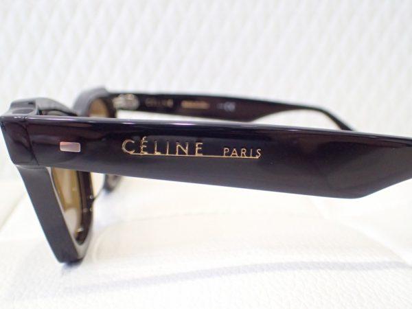 セリーヌ 「CL40058l」キャッツアイ×ウェリントンサングラス-CELINE