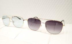 グッチ「GG0410SK」ツーブリッジサングラス