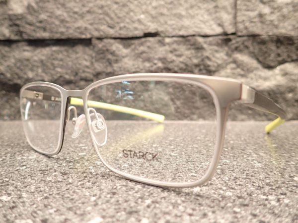 スタルクアイズ「SH2033」ご自身で調整も可能なフレームです。-starck eyes