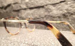 オリバーピープルズ「OP-505」長く付き合う眼鏡をお探しの方へ。