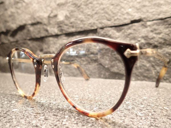 オリバーピープルズ「OP-505」長く付き合う眼鏡をお探しの方へ。-OLIVER PEOPLES
