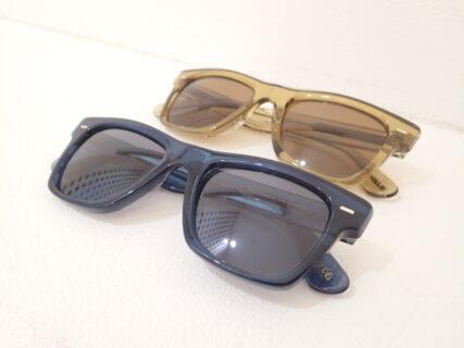 ブランド名を冠したサングラス「OV5393SU:OLIVER」新しいアイコンモデルに立候補!?