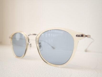 アイヴァン(EYEVAN)「Beret」透明感が丁度良いサングラスです。