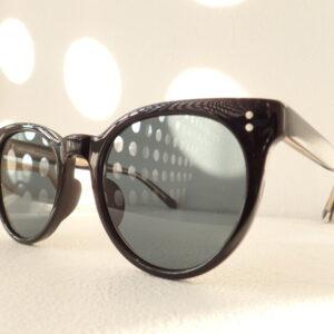 アイヴァン(EYEVAN)「Kate」60年代頃のビッグスタイルをミックスしたサングラス。-EYEVAN
