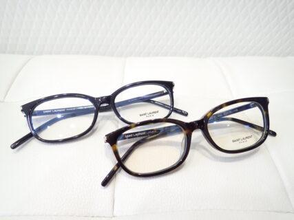 サンローラン メガネ「SL297/F」小ぶりなサイズ感のメガネフレーム