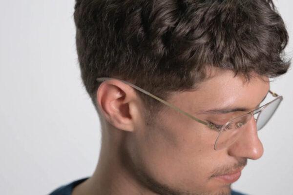 マイキータ(MYKITA)「CLAAS」簡素化された軽さとソフトな肌当たりが快適です。-MYKITA