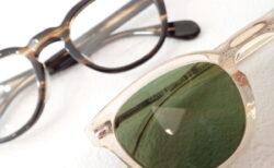 オリバーピープルズ「Sheldrake」この2本の違いとは?「OV5036SF|Sheldrake Sun」