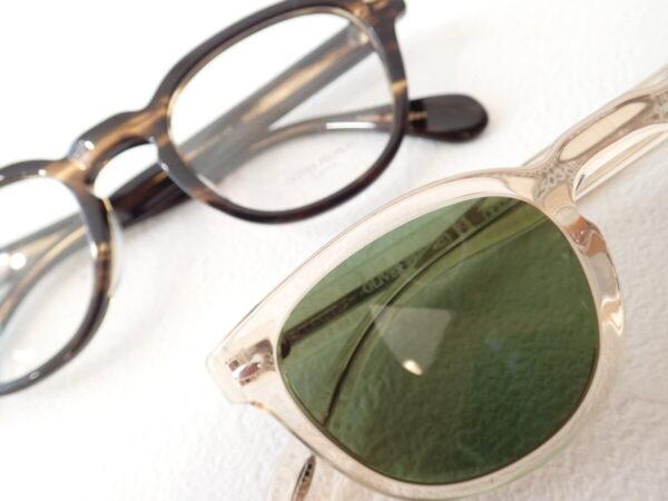オリバーピープルズ「Sheldrake」この2本の違いとは?「OV5036SF Sheldrake Sun」-OLIVER PEOPLES
