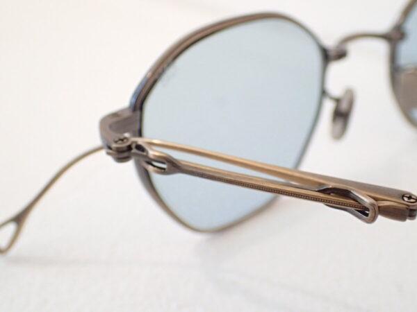 アイヴァン7285「803」技巧を凝らした折り畳みサングラス。-EYEVAN7285