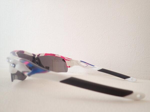 独特な技法で仕上げられたコレクション オークリー(OAKLEY)「RadarLock Kokoro Collection」-OAKLEY