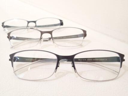 数量限定!再入荷なしのオフィス用メガネです|マイキータ(MYKITA)「KAZU」