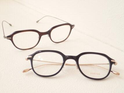 EYEVAN(アイヴァン)から日本人のお顔に合う黒ぶちメガネをご紹介|【Joans】