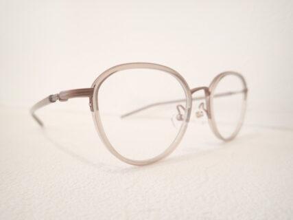 999.9(フォーナインズ)より新作の眼鏡フレームをご紹介|M-73(COL.1183)