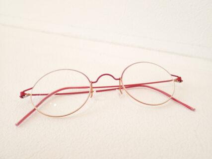 お客様オーダー分の眼鏡が到着しました!リンドバーグ RIM CORONA