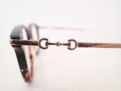 メガネをオシャレに掛けこなそう!|GUCCI(グッチ)「GG0910O」