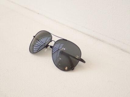 男前な女性の為のサングラスです。 シャネル(CHANEL)「CH4189TQ」