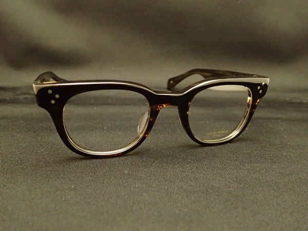 OLIVER PEOPLES(オリバーピープルズ) 入荷情報 Afton col.COCO2