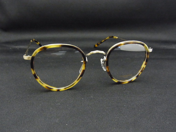 OLIVER PEOPLES(オリバーピープルズ) 入荷情報 MP-2 col.DTB