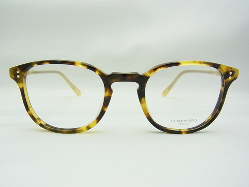 OLIVER PEOPLES ★ 新作フレーム