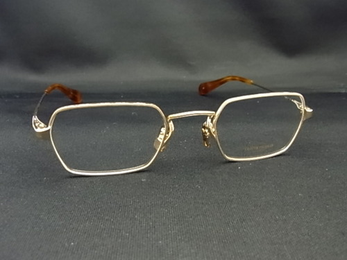 OLIVER PEOPLES 新作入荷 Henny