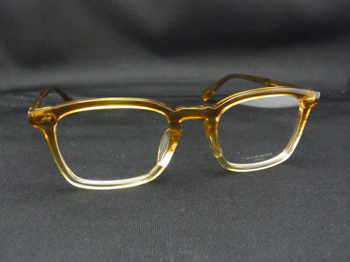 OLIVER PEOPLES 新作入荷 Nate