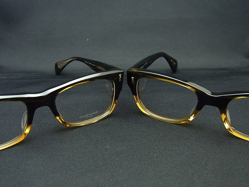 OLIVER PEOPLES Deacon or Wacks