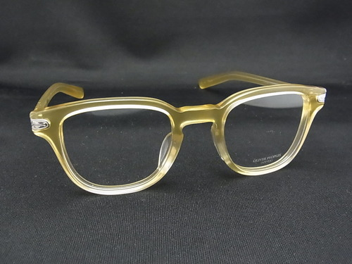OLIVER PEOPLES 新作 XXV-RX-OLIVER PEOPLES