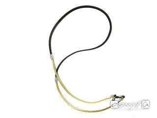 CANDY TONE STICH GLASS CODE / Black & Gold (SG1066I)