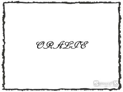 ORALIE