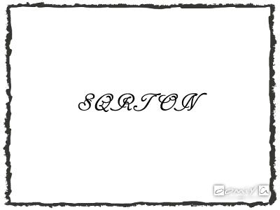 SQRTON