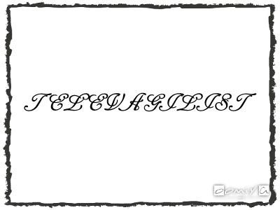 TELEVAGILIST