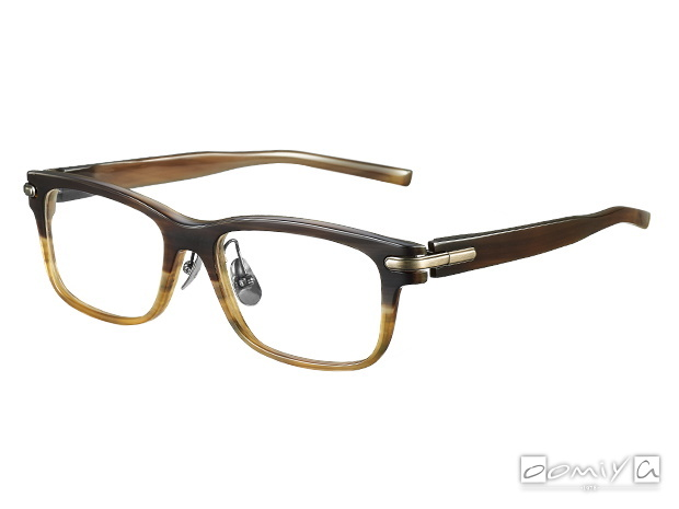 NPM-12BF BROWN TWO-TONE × ANTIQUE GOLD