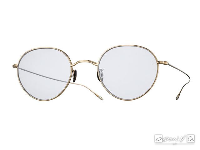フレーム NO.3 SUN c.2S-LT.GRY 10 eyevan (10 アイヴァン)