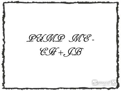 CHROME HEARTS (クロムハーツ)|PUMP ME-CH+JB フレーム