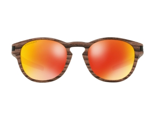 OAKLEY (オークリー)|LATCH (OO9349-2653) Woodstain Collection サングラス
