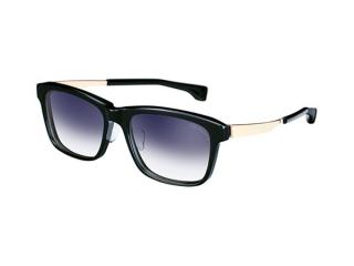 col.9001 ブラック×ホワイトゴールド レンズカラー:ダークブルー グラデーション